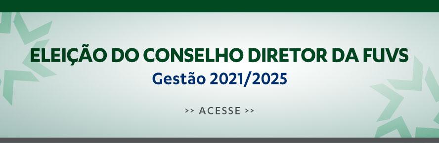 Eleição FUVS 2021